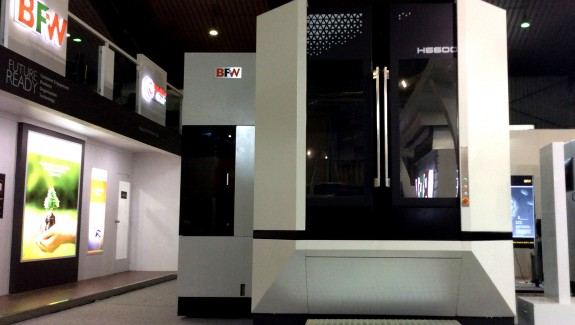 BFW machine tool design