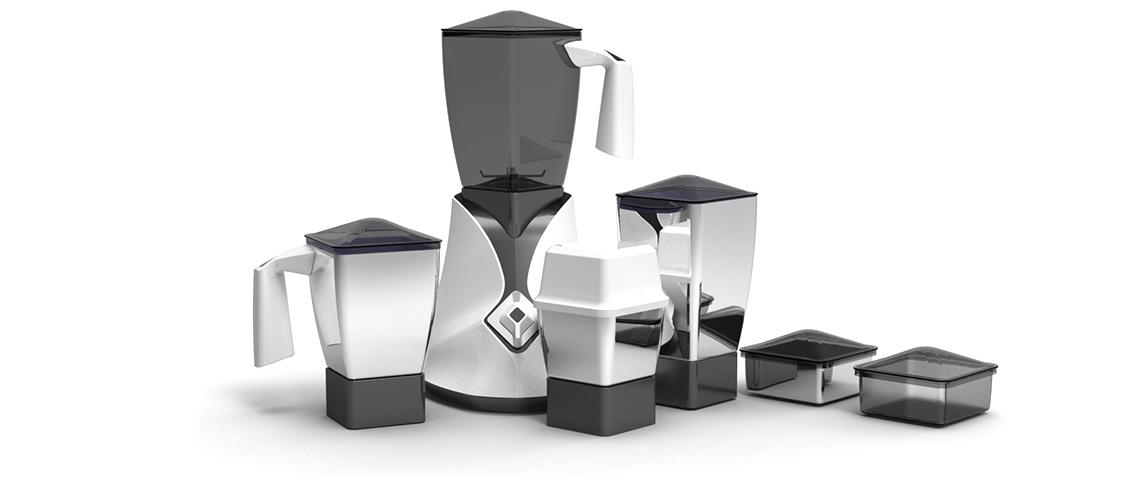 STALLION - Mixer grinder Design