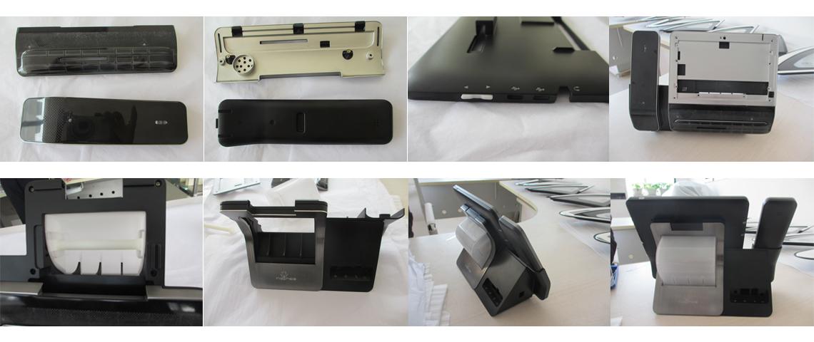 POS Machine Rapid Prototyping