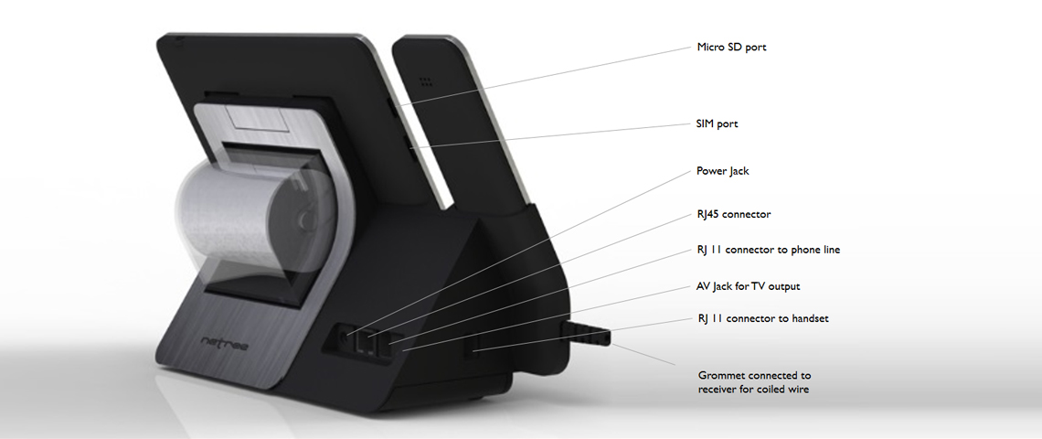 POS Machine Concept Rendering & Detailing