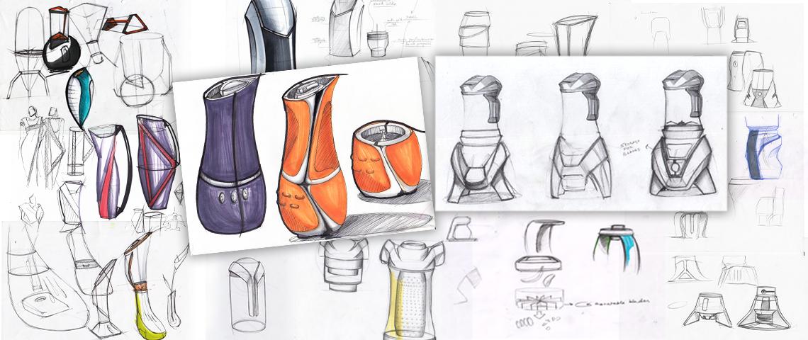 STALLION - Mixer grinder Concept Generation