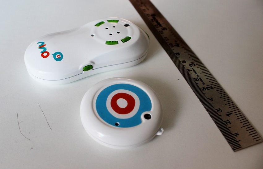 Child Tracker Device Concept Prototype