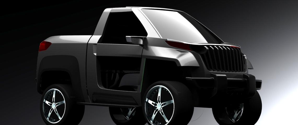 automobile concept design