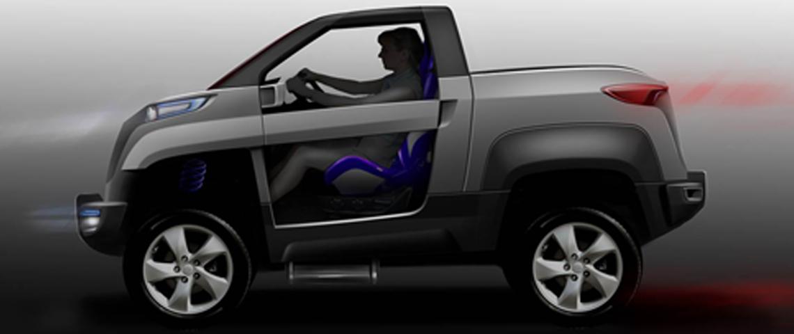 automobile concept design language