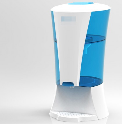 BROOKE Gravity Water Purifier