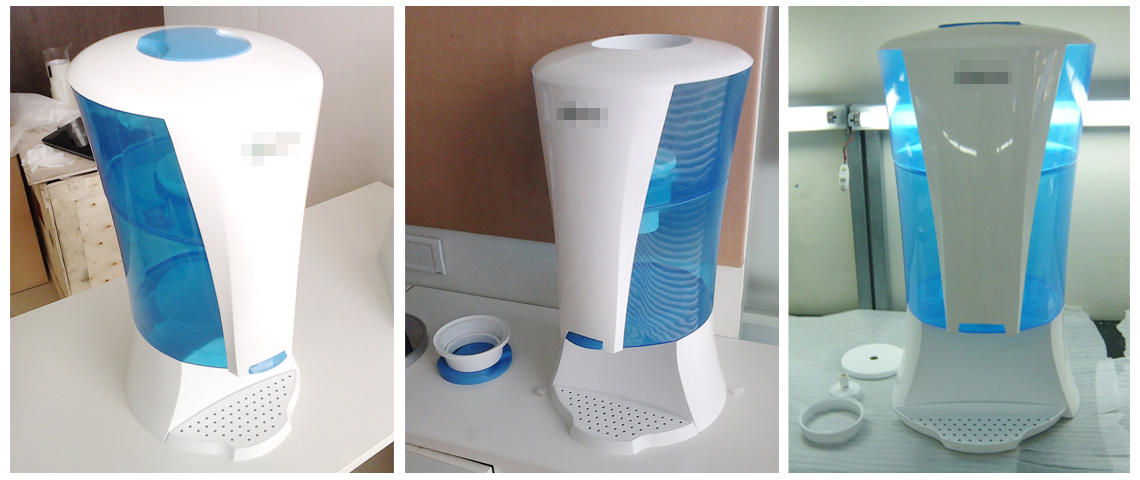 BROOKE | Gravity Water Purifier Functional Prototype