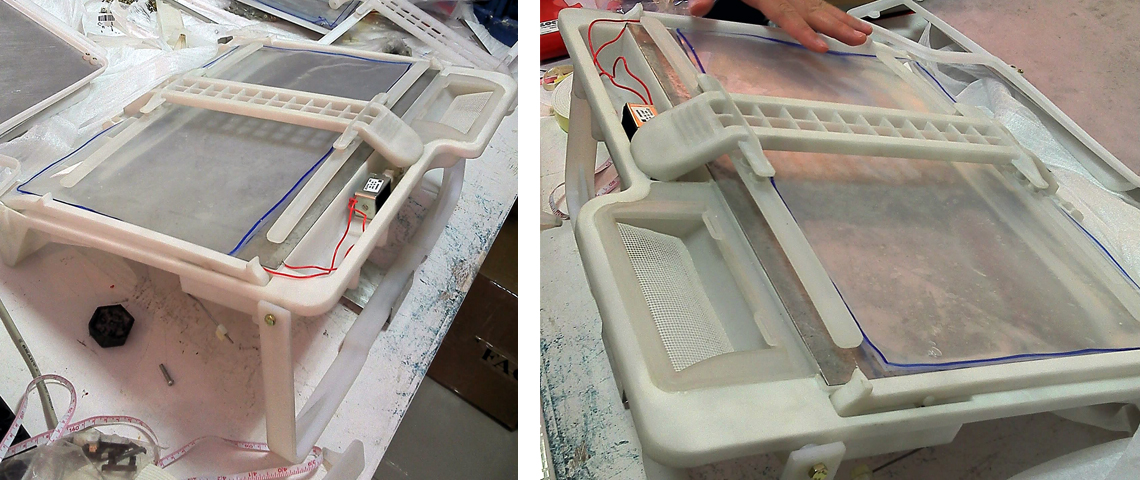 Infant Warmer Prototype