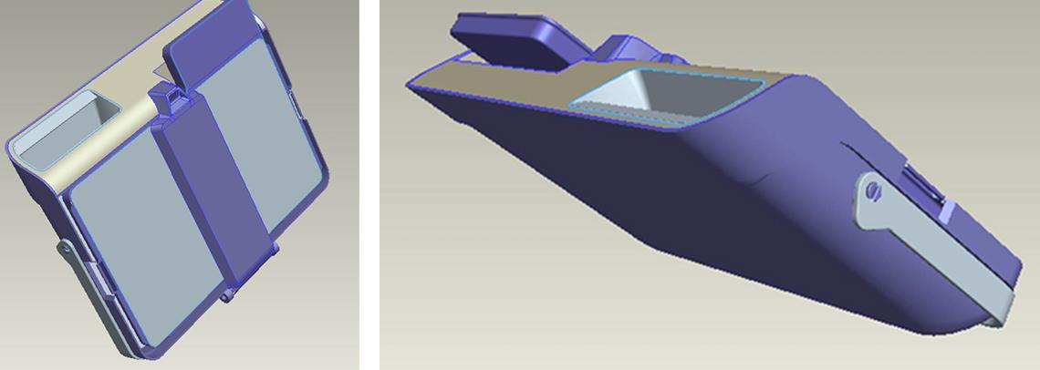 Infant Warmer CAD