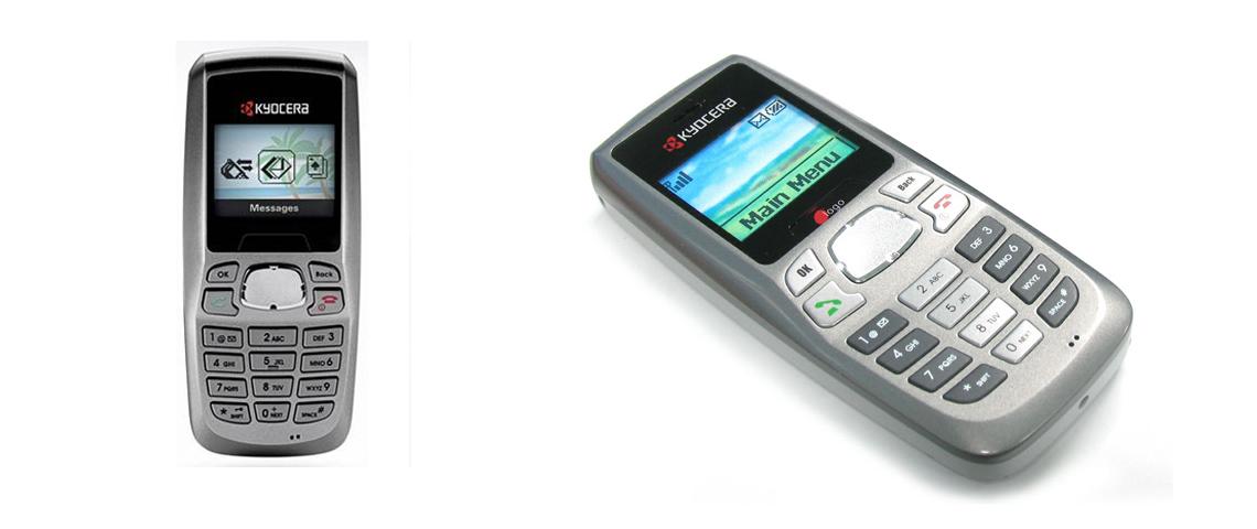Entry level phone design