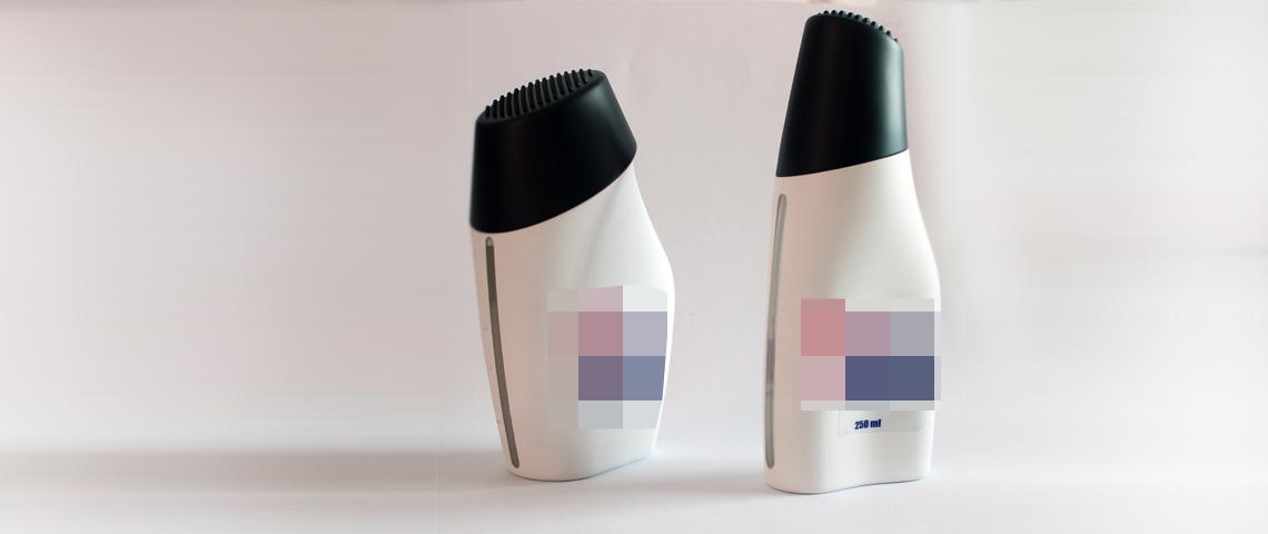 Bottle Design _Concept_Packaging Design _Rendering