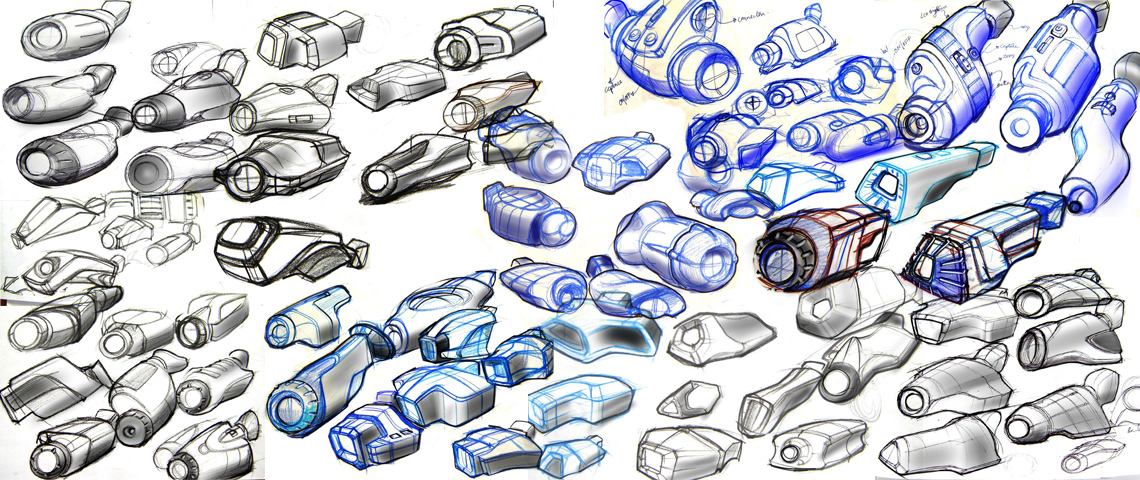 Thermal-camera-sketches