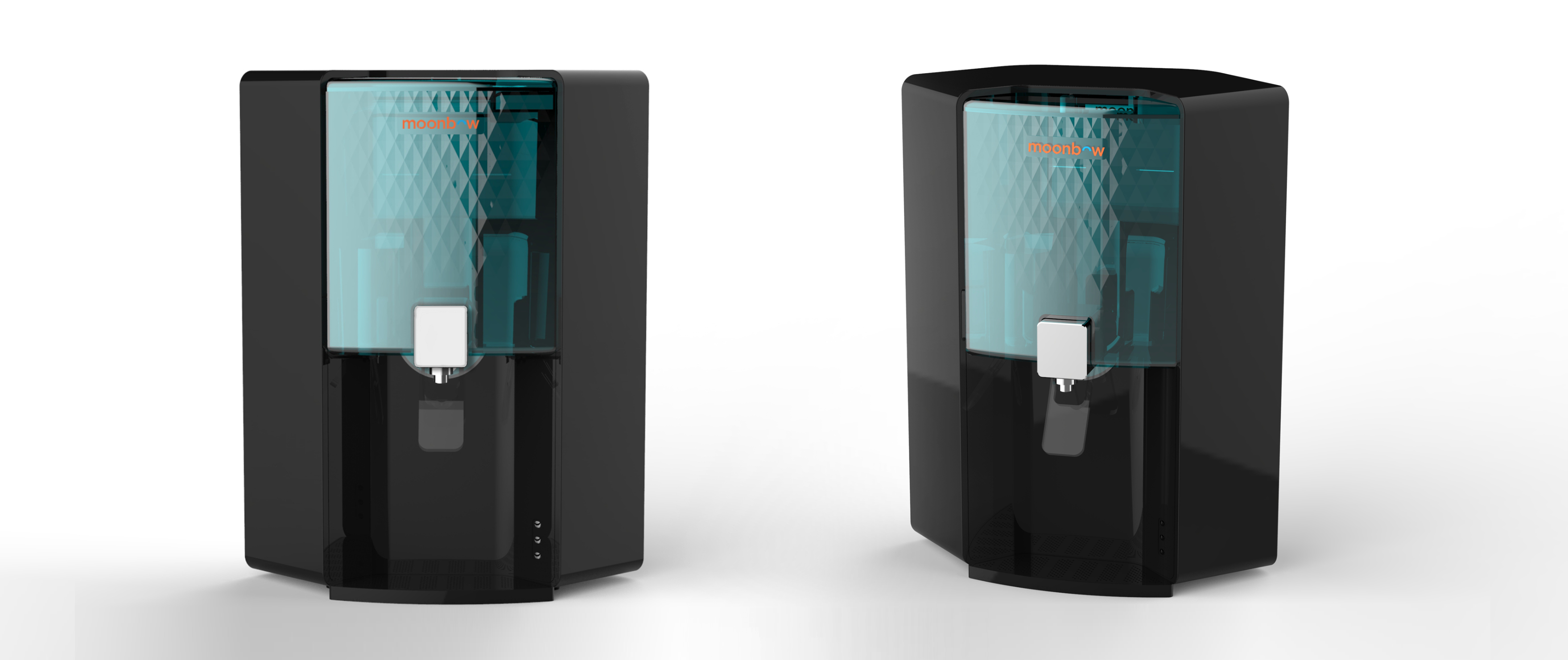 Moonbow Water Purifier Design