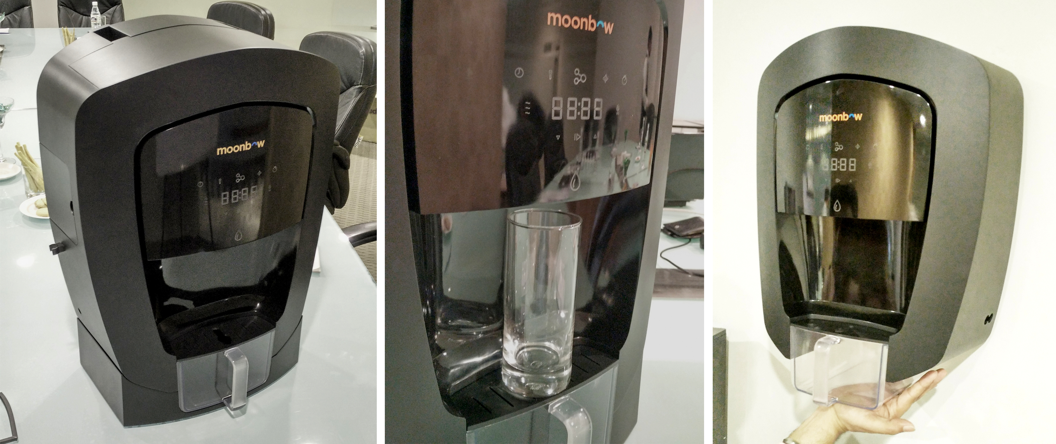 moonbow water purifier final product