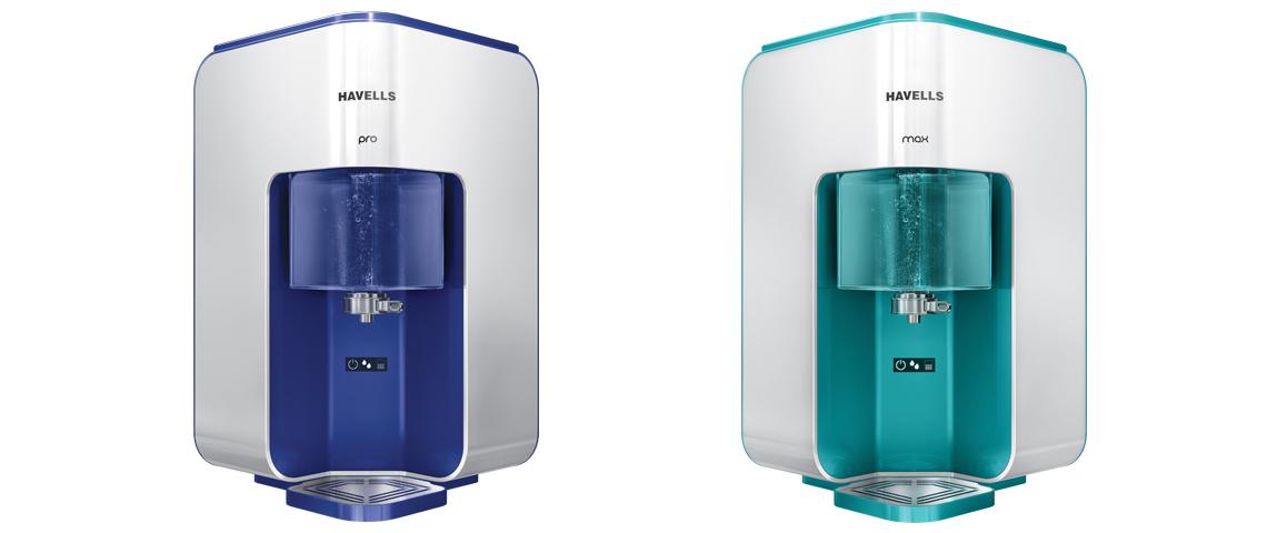 Havells Water Purifier Design