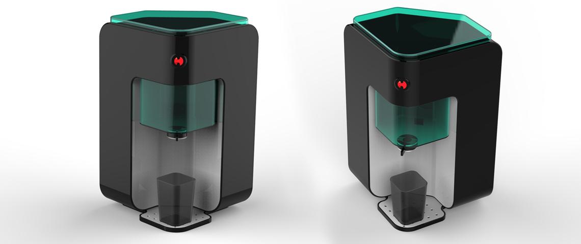 Water Purifier Concept Design