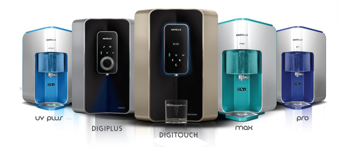 Havells water purifier models