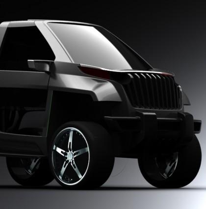 Automotive Exterior Design
